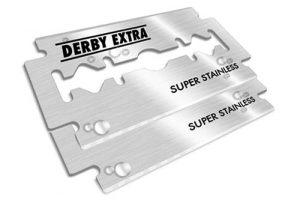 lames de rasoir double edge derby extra