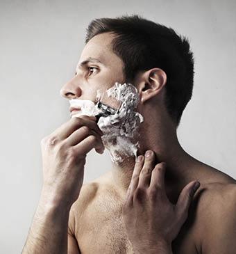 obtenir un rasage parfait