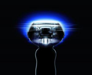 rasoir électrique panasonic es-lv61 puissance moteur linéaire