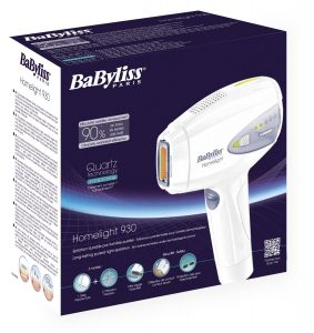 coffret babyliss homelight G930e
