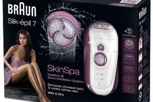 avis épilateur électrique Braun Silk-Epil 7 7951 Skin Spa