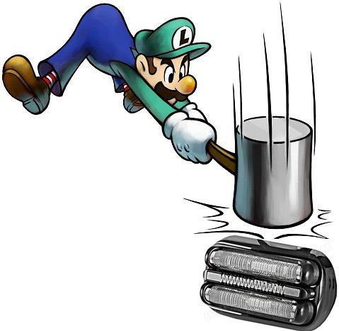 comment entretenir un rasoir electrique