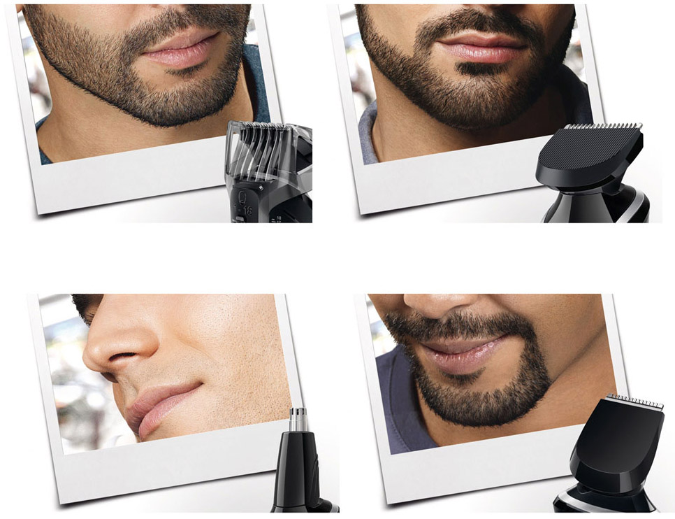 test de la tondeuse barbe philips qg3330-15 multistyles 5 en 1