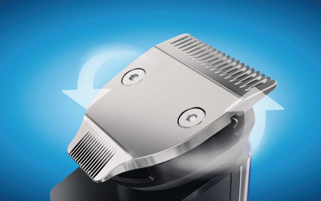 tete pivotante tondeuse barbe philips bt5260/32