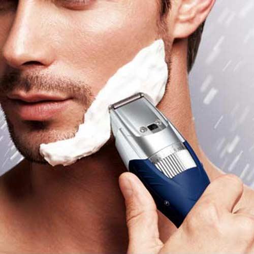 tondeuse barbe panasonic er-gb40