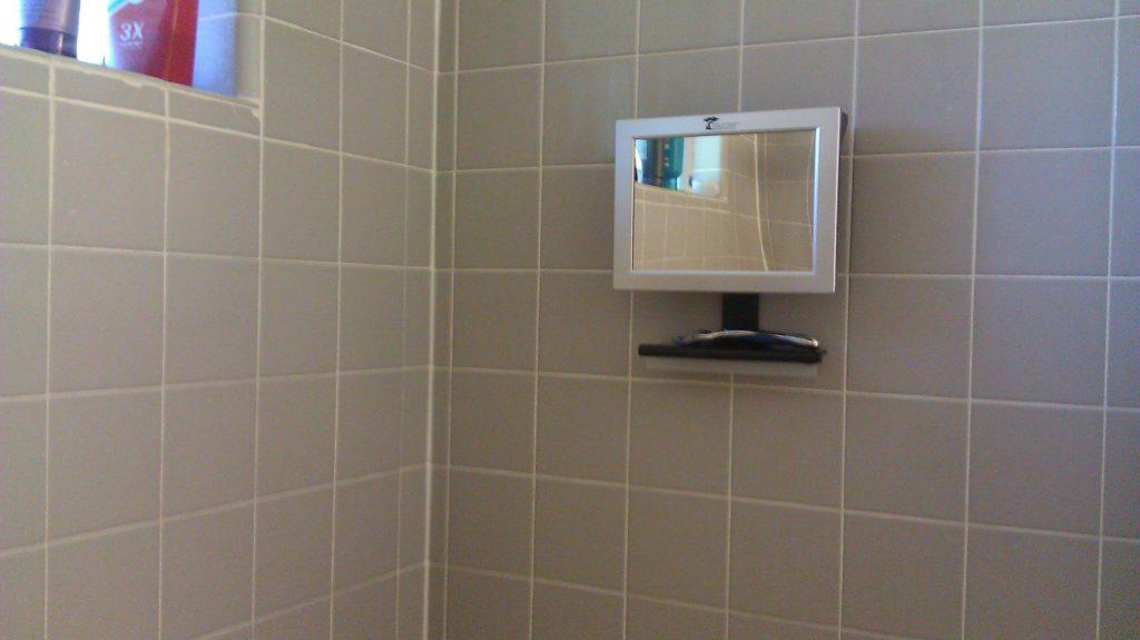 miroir anti buée toiletree avis