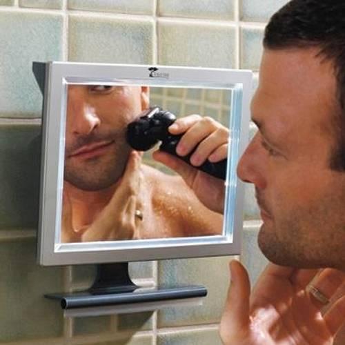 miroir anti buée toiletree test