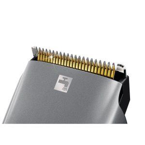 avis tondeuse cheveux Philips QC5380/80 lames titane