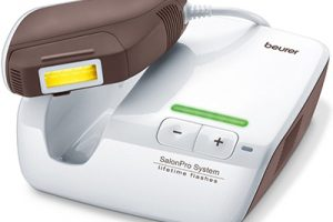 meilleur épilateur lumière pulsée beurer ipl 10000+ salon pro system