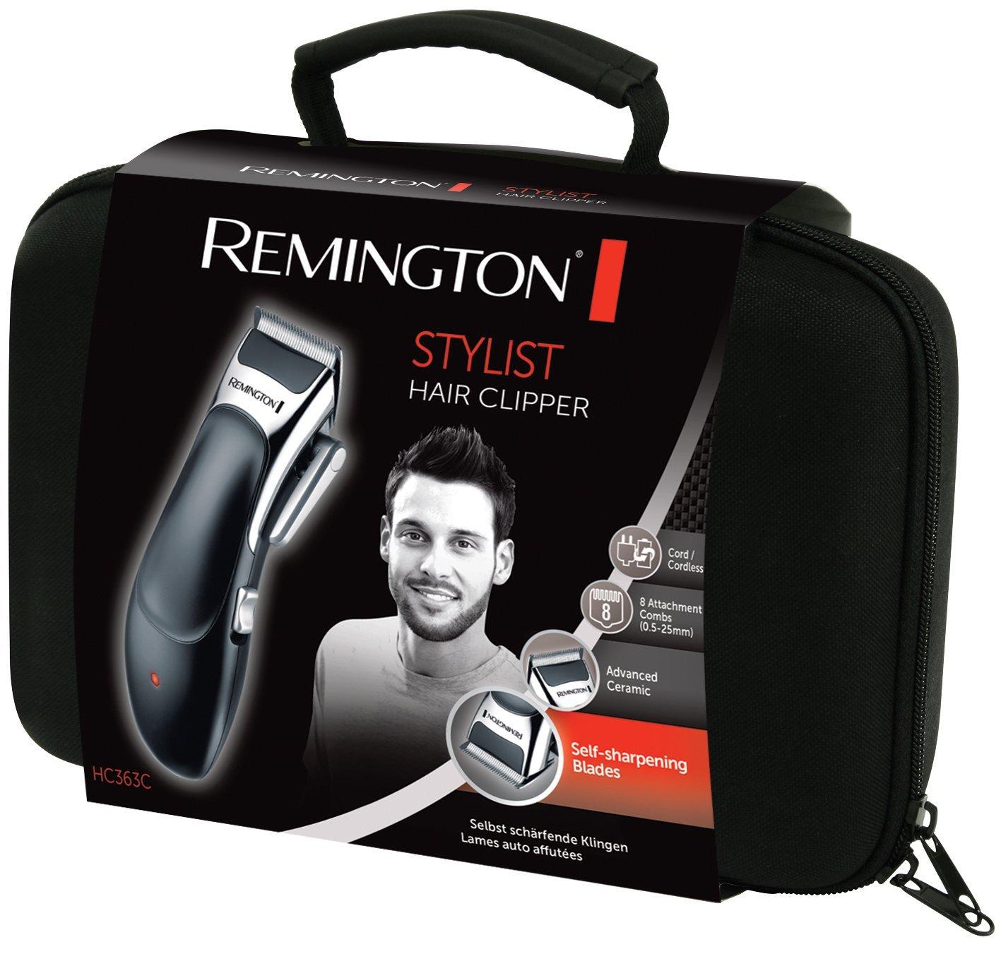 test avis tondeuse a cheveux remington hc363c