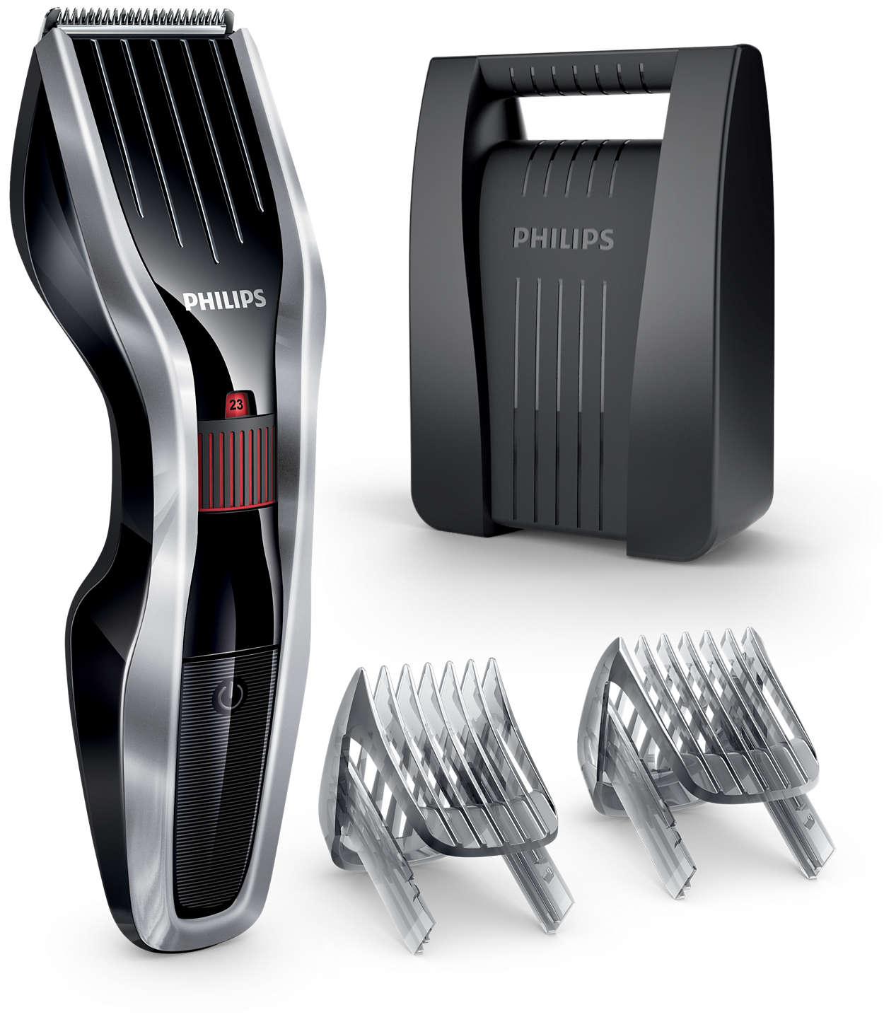 test avis tondeuse cheveux barbe philips hc5440-80