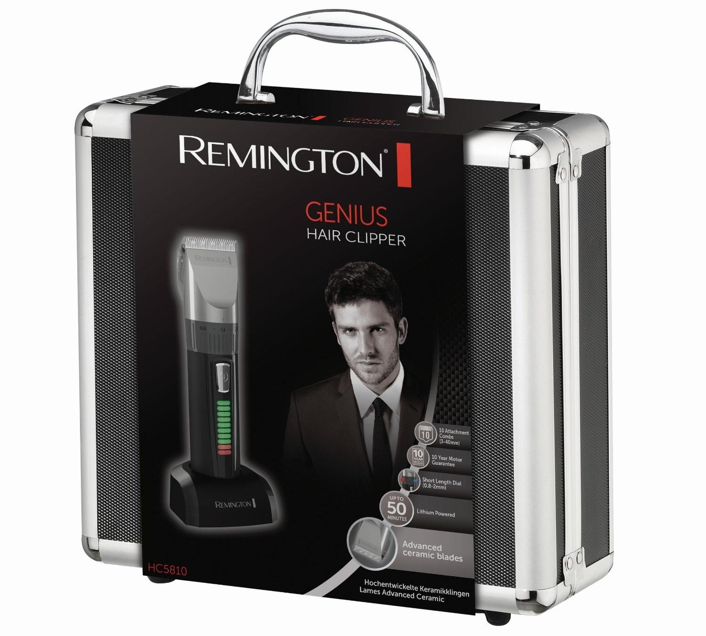test tondeuse à cheveux Remington HC5810