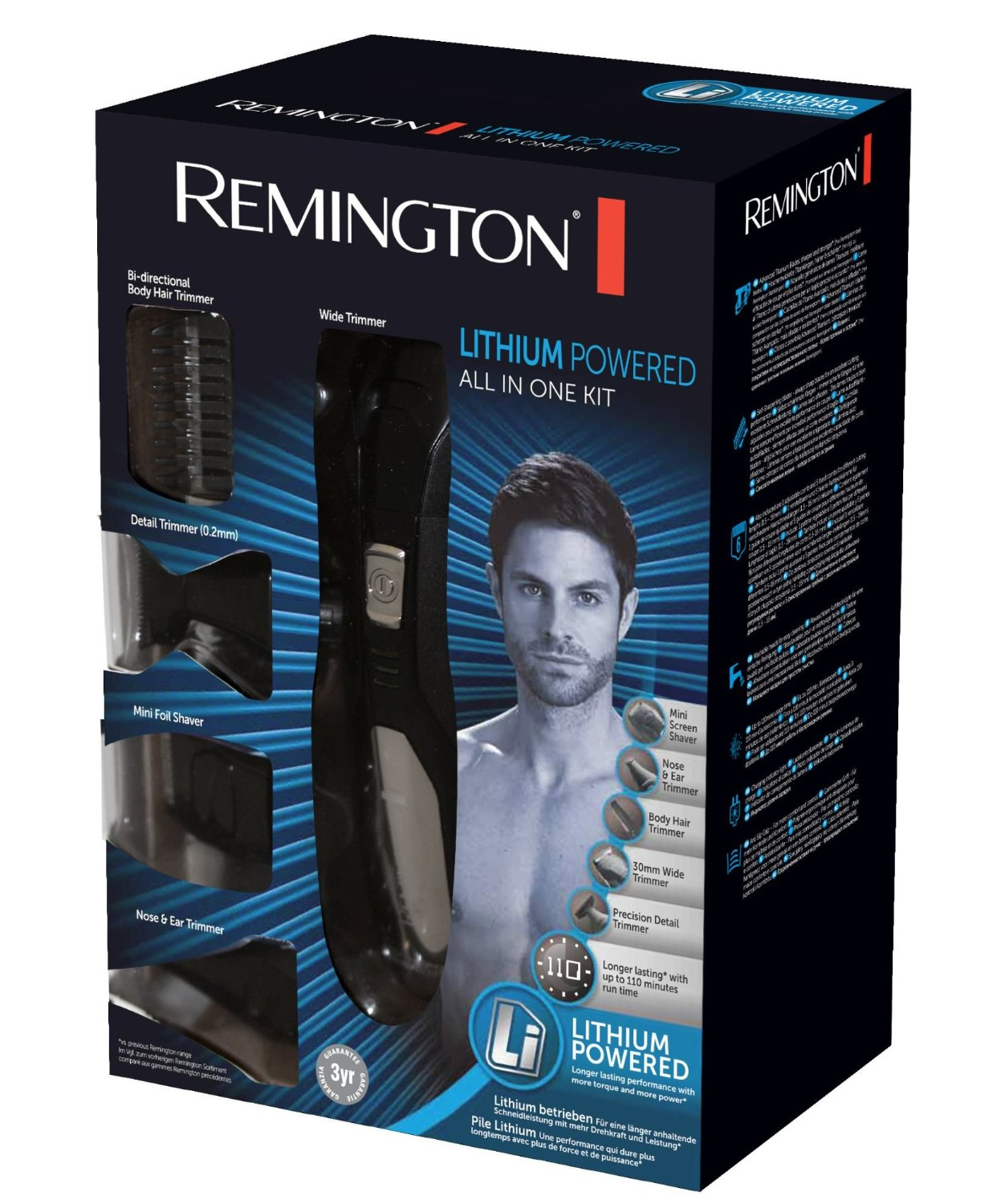 avis remington pg6060