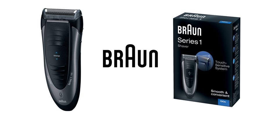 braun series 1 190s-1 test