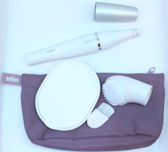 epilateur visage braun face 810 avis test