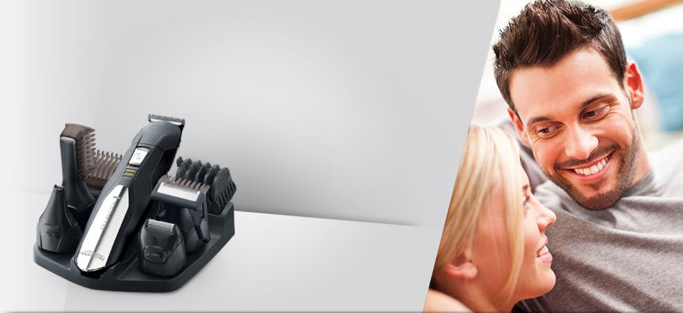 remington pg6060 tondeuse barbe multifonction