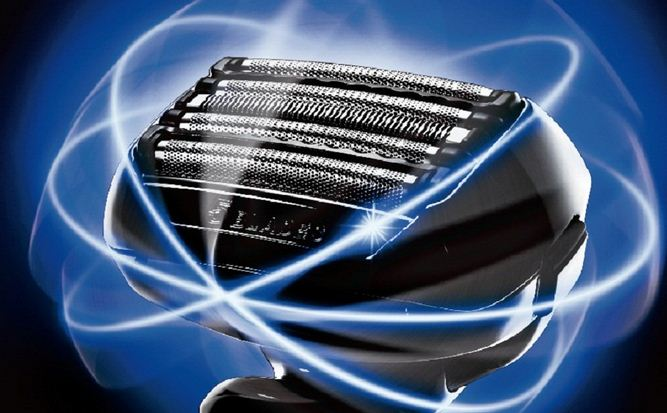 rasoir electrique panasonic es-lv81 5 lames