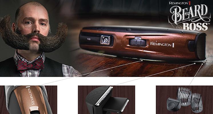 remington MB4045 beard kit avis
