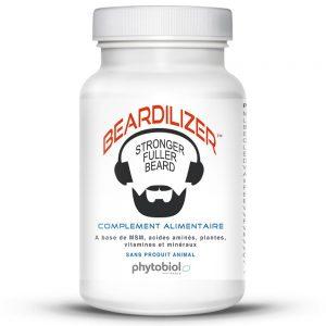 beardilizer accélérer la pousse de barbe