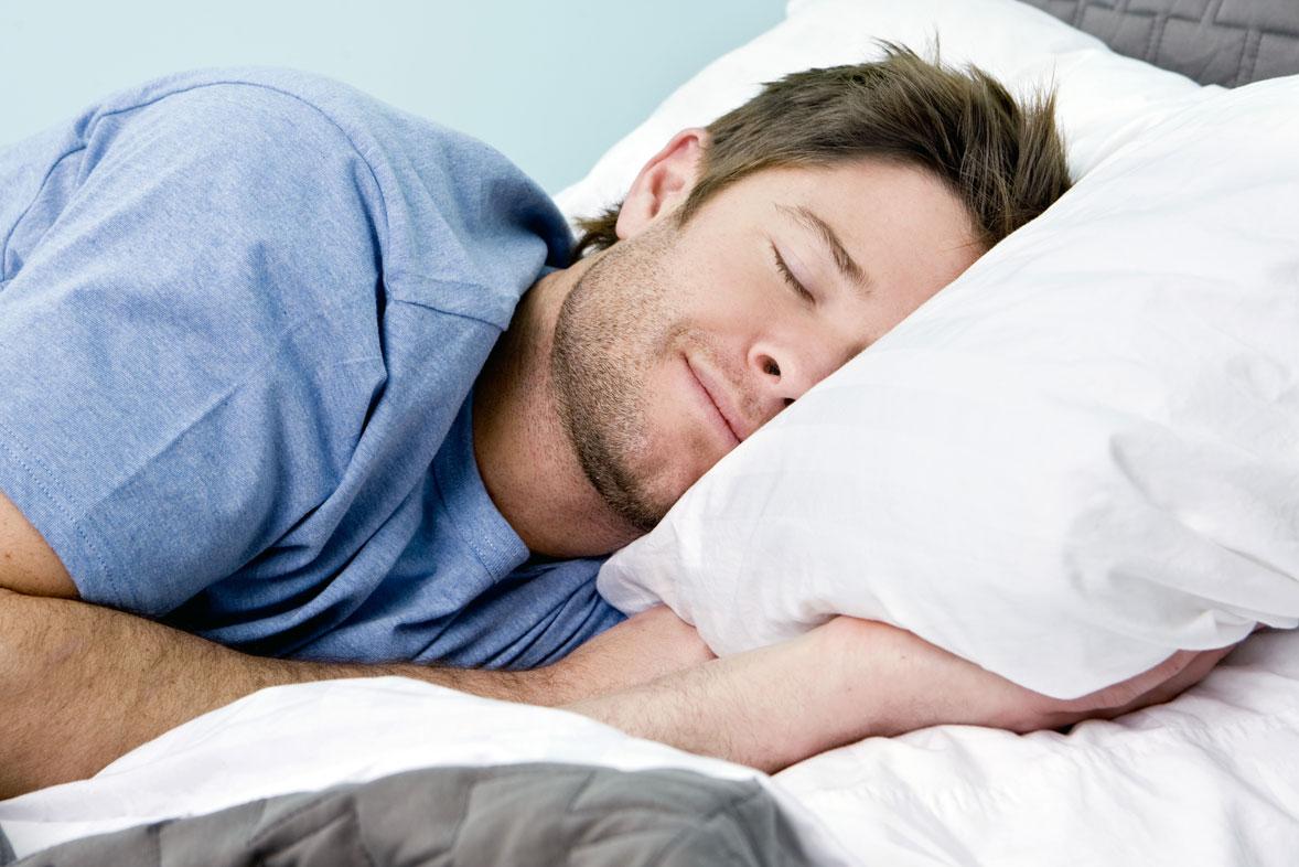 dormir et faire pousser sa barbe