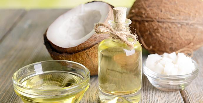 huile de noix de coco pour barbe