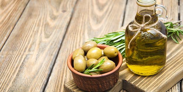 huile olive pour barbe
