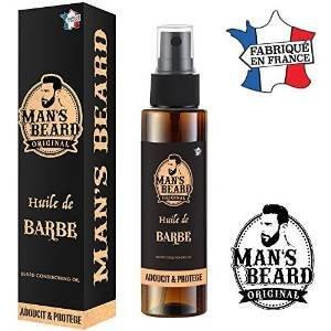 huile à barbe mans beard