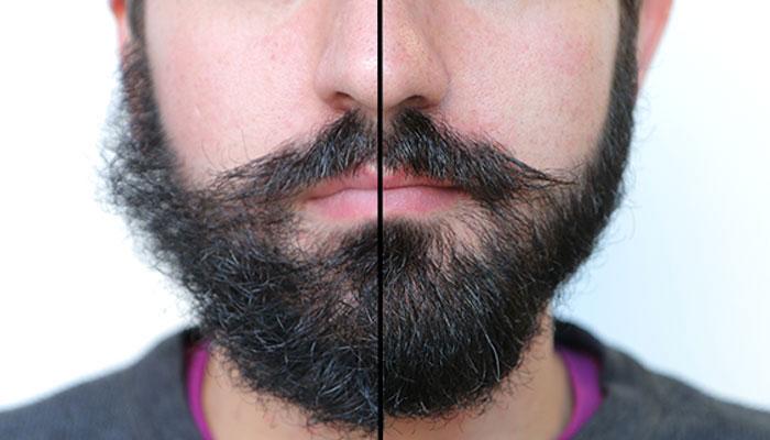 utiliser huile pour barbe