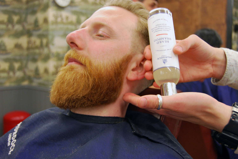 résultat huile pour barbe