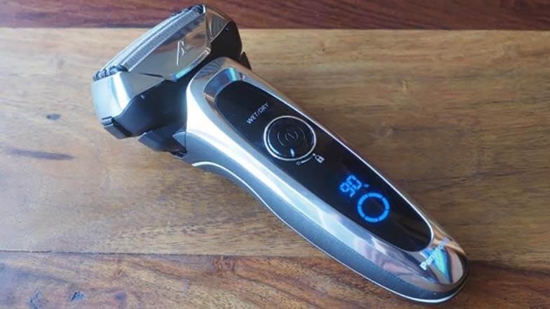 rasoir électrique panasonic es-lv95