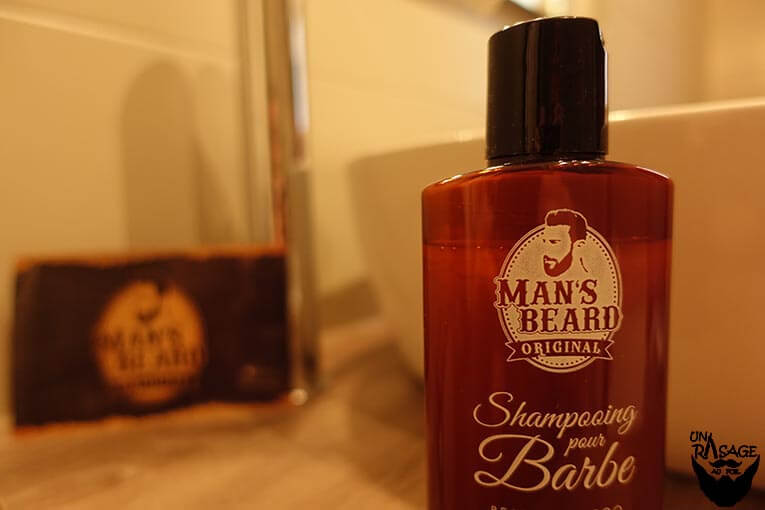 shampoing barbe man's beard