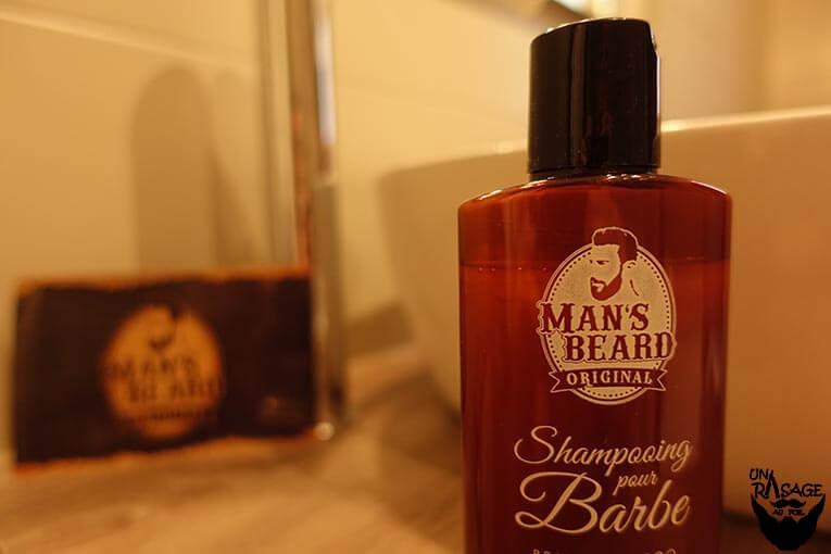 shampoing barbe man's beard