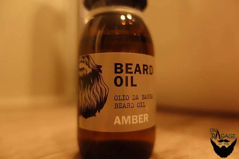 huile pour barbe dear beard