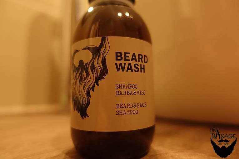 shampoing barbe dear beard