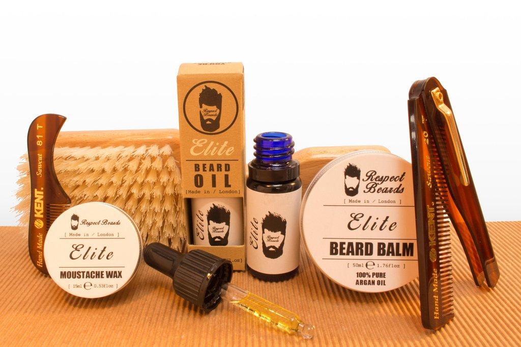 meilleur kit entretien barbe