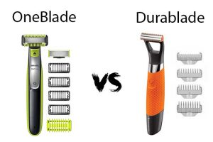 philips oneblade ou remington durablade