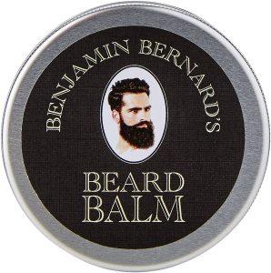 2- Le baume à barbe Benjamin Bernard