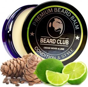 4- Le baume à barbe Beard Club