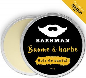 5- Le baume à barbe Barbman