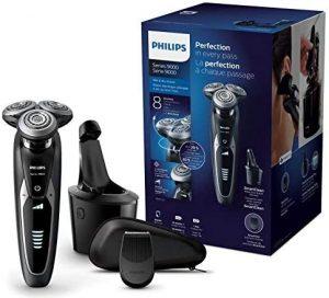 rasoir electrique peau sensible Philips S9531:26 Series 9000