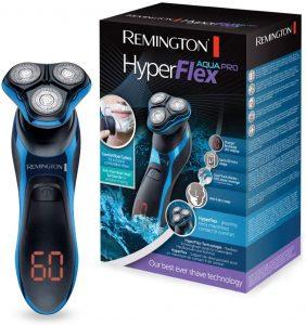 rasoir electrique peau sensible Remington XR1470 HyperFlex