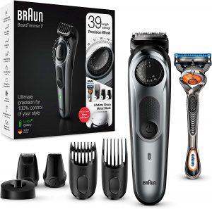 tondeuse barbe et cheveux Braun BT7240