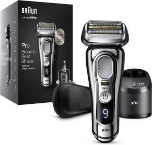 rasoir électrique Braun Series 9 Pro 9466cc promo et offre de remboursement