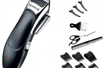 Test et avis – Tondeuse à cheveux Remington HC363C