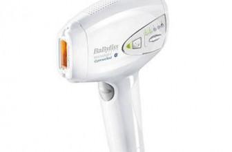 Test et Avis – Babyliss Homelight G940E , l'épilateur à lumière pulsée connecté