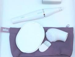 Braun Face 810 : l'épilateur visage de référence avec brosse exfoliante