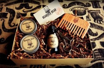 Notre sélection des Meilleurs kits d'entretien pour la barbe