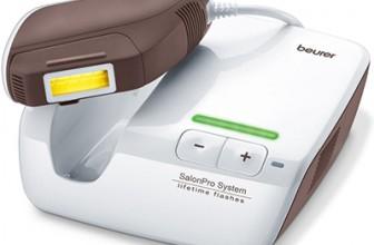 Test et avis – Épilateur lumière pulsée Beurer IPL 10000+