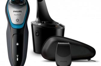 Test et avis – Rasoir électrique Philips S5400/06 Series 5000