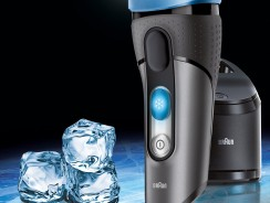 Le Braun CoolTec CT5cc, meilleur rasoir électrique pour peaux sensibles